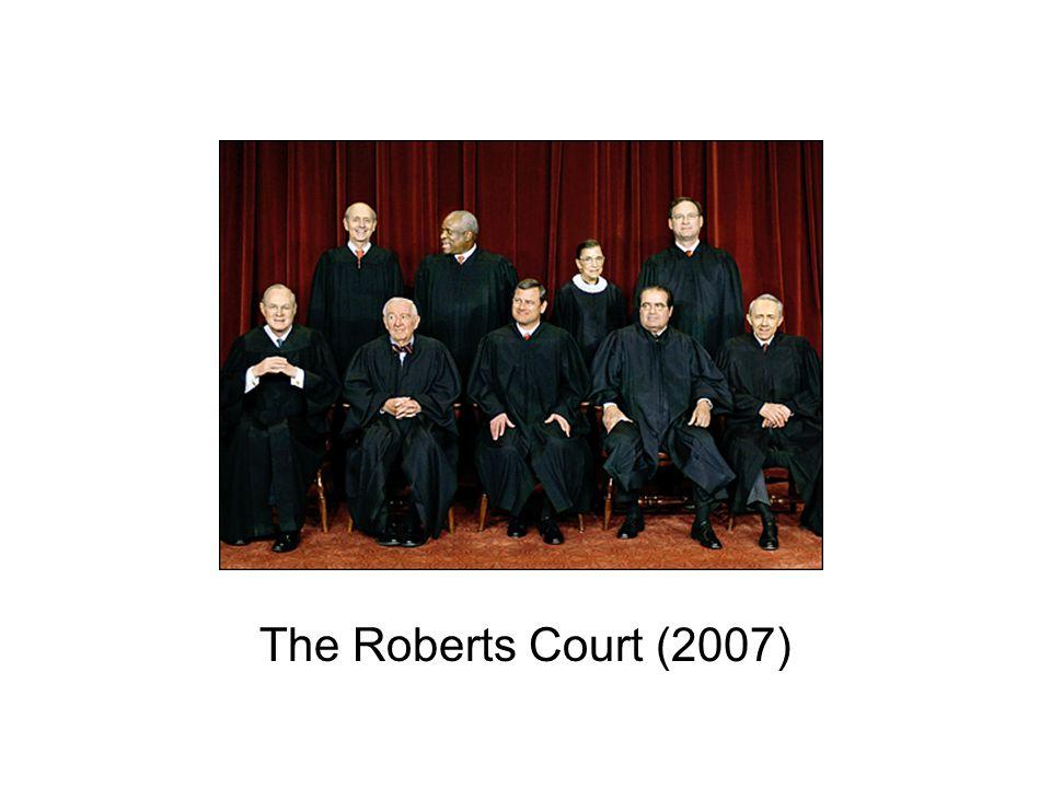 John Roberts (CJ 2005- )