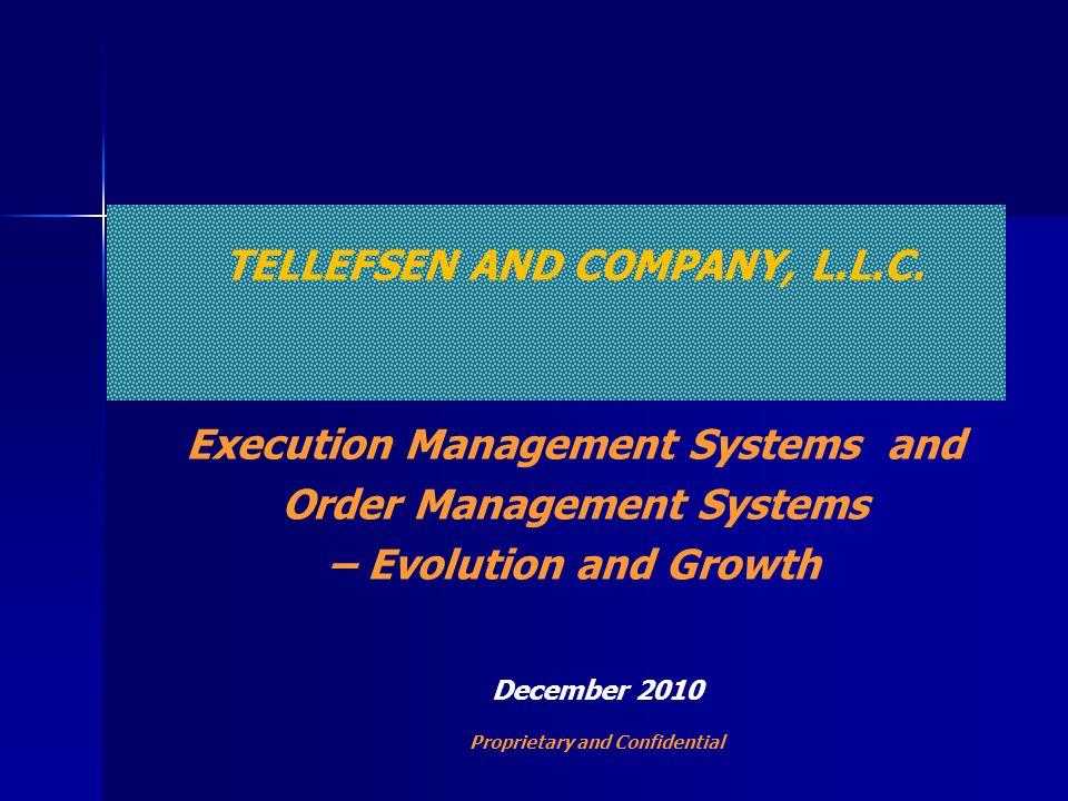 TELLEFSEN AND COMPANY, L.L.C.