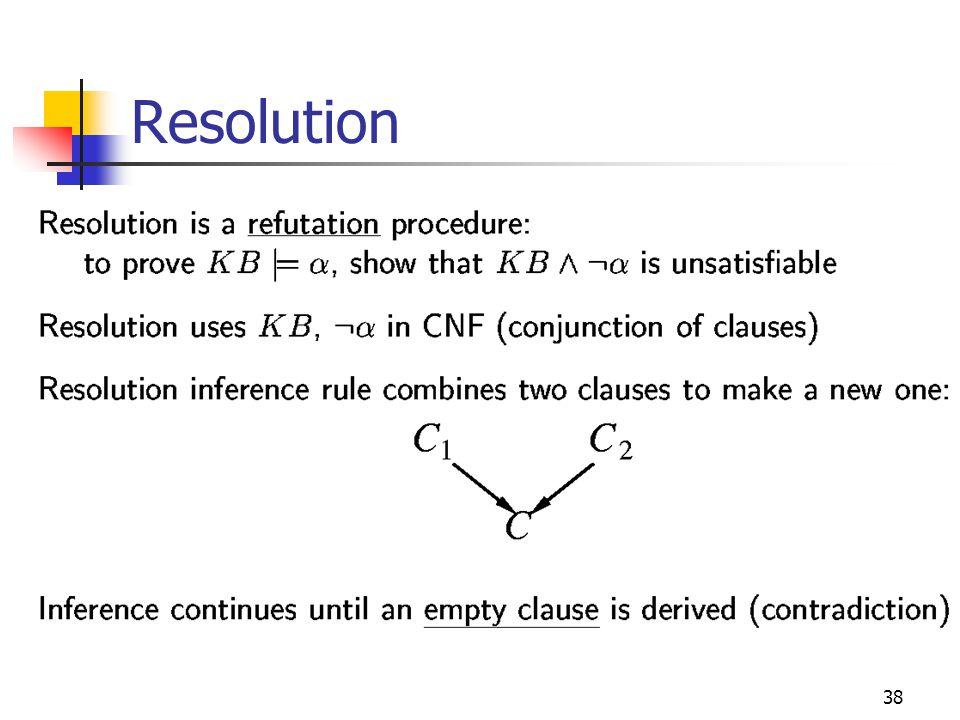 38 Resolution