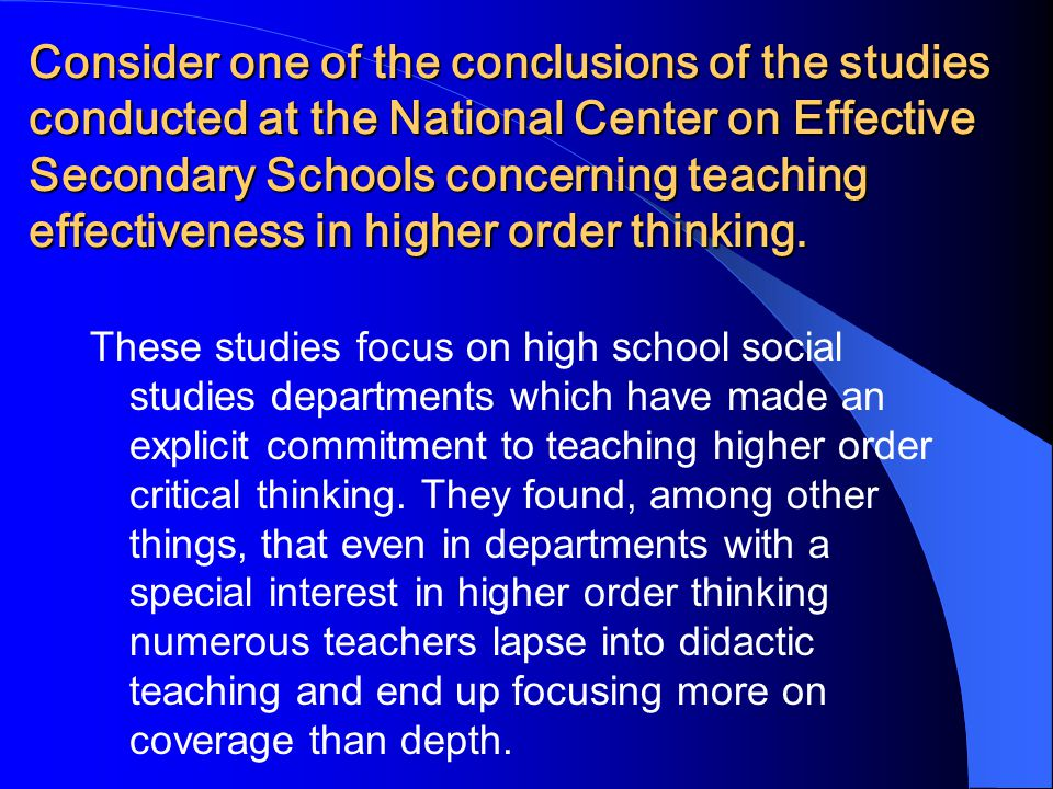 O nly through an explicit shift to a critical conception of education, with an explicit critique and rejection of the assumptions of didactic educatio