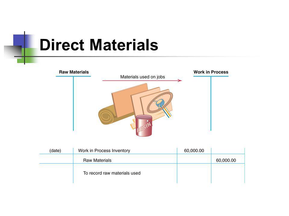 Direct Materials