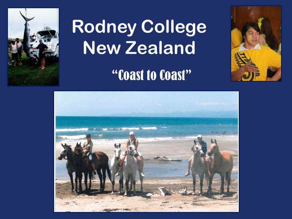 Rodney College New Zealand Coast to Coast