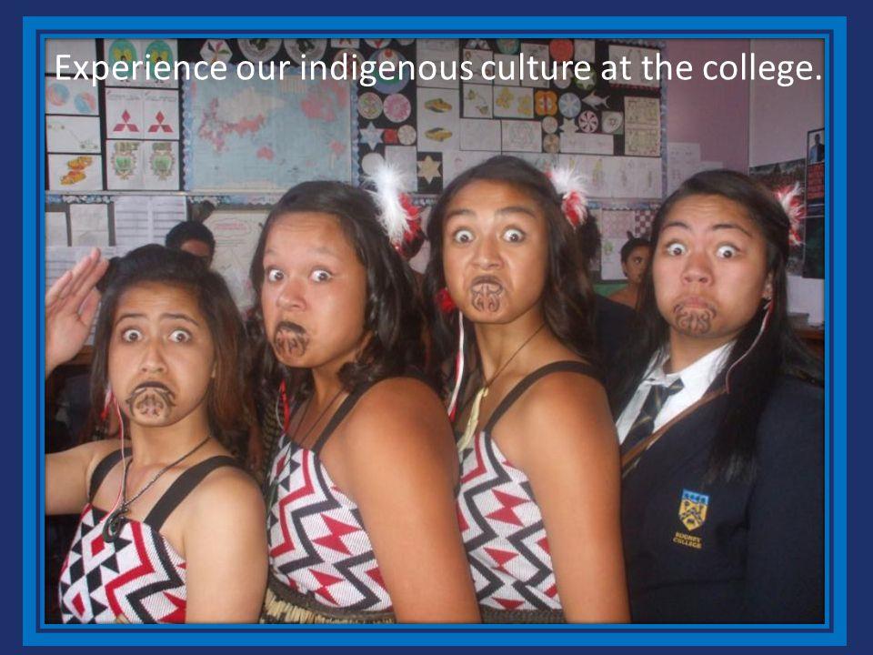 Learn The Haka, our countrys war dance.