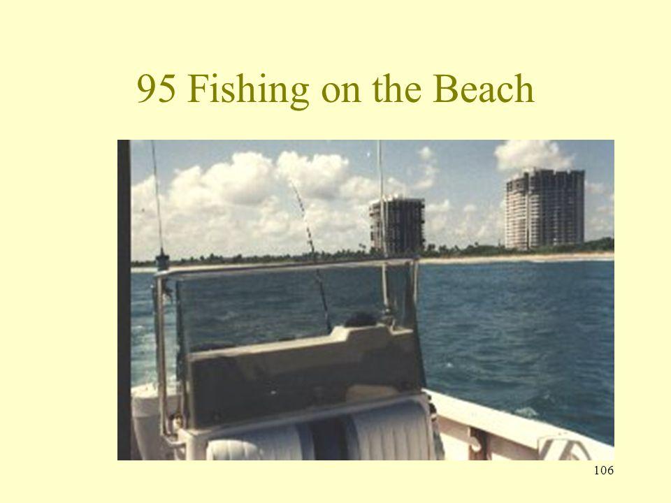 105 95 On the Beach