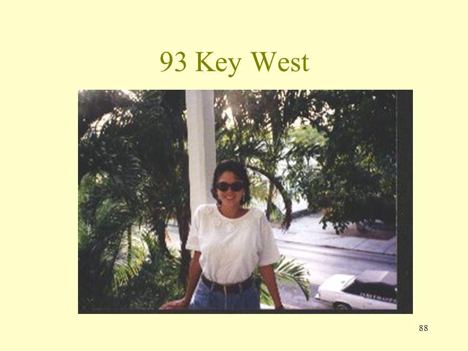 87 93 Honeymoon