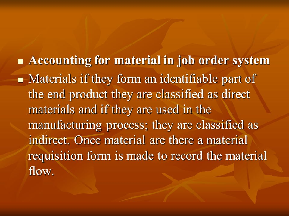 2.Factory overhead is applied at 60% of direct labor cost.