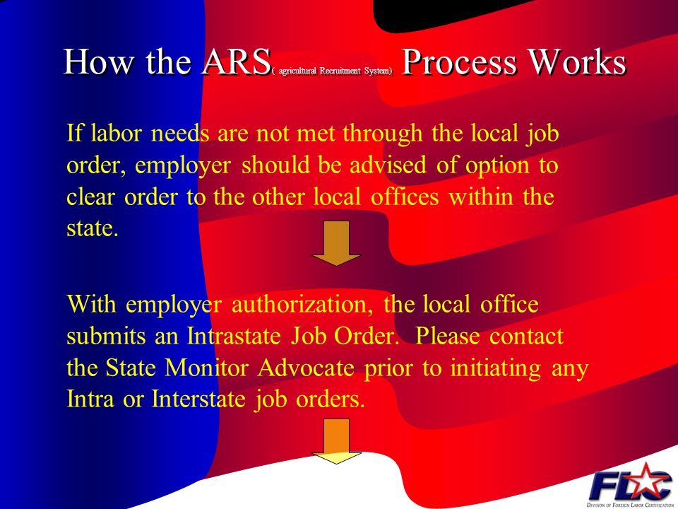 Wagner-Peyser Act Wagner-Peyser mandates the United States Employment Service maintain a system for the orderly movement of workers within and between States.
