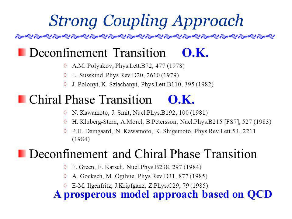 Effective Model Study Effective action Schematic representation r = fund.