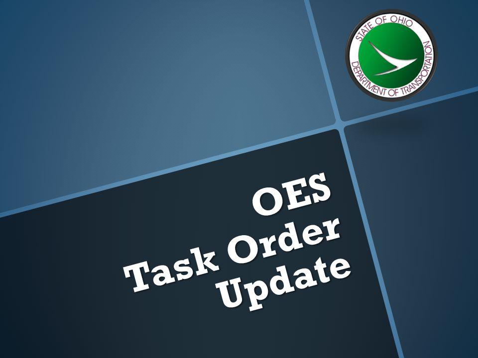 OES Task Order Update