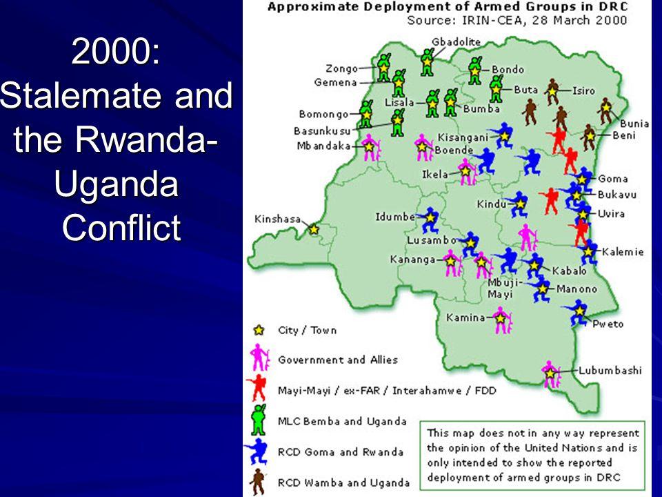 2000: Stalemate and the Rwanda- Uganda Conflict