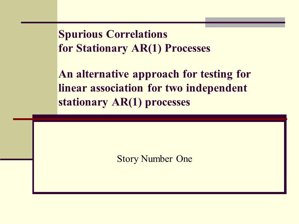 AR(1) Process with Random Coefficient II