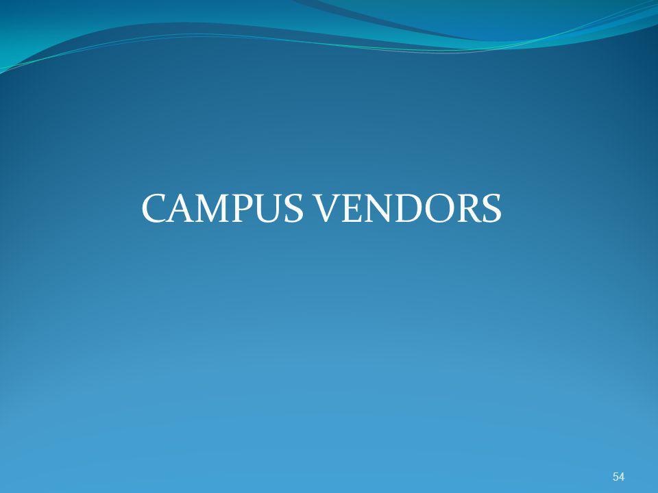 CAMPUS VENDORS 54