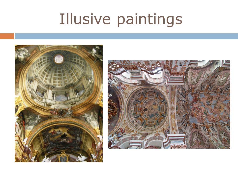 Illusive paintings