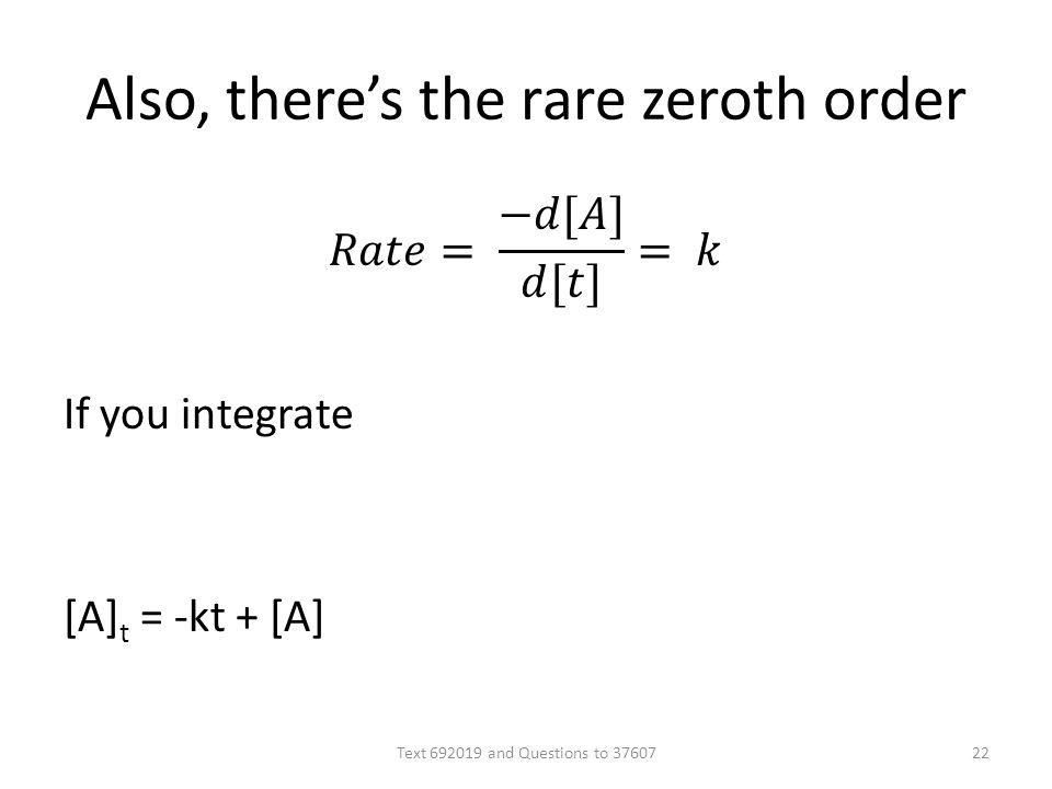 Also, theres the rare zeroth order Text 692019 and Questions to 3760722