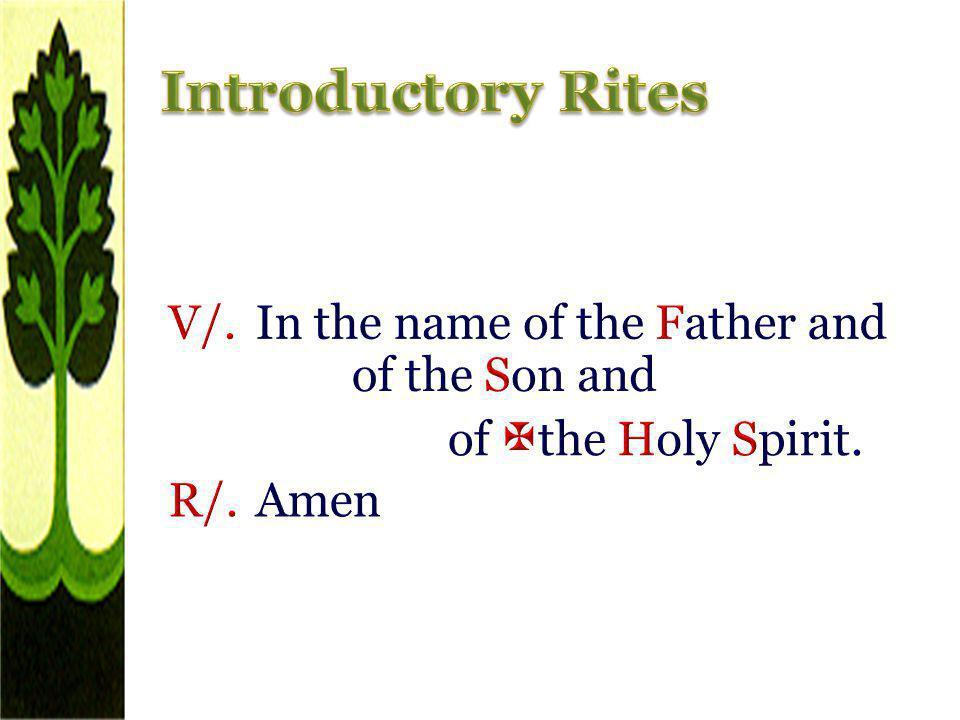 Offertory Hymn Hymn