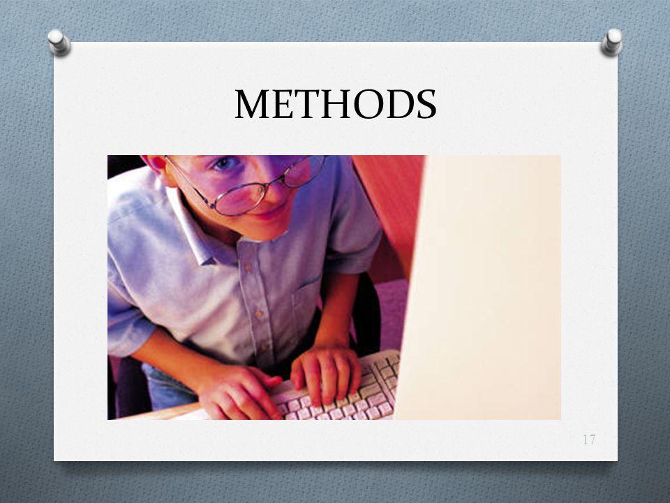 METHODS 17