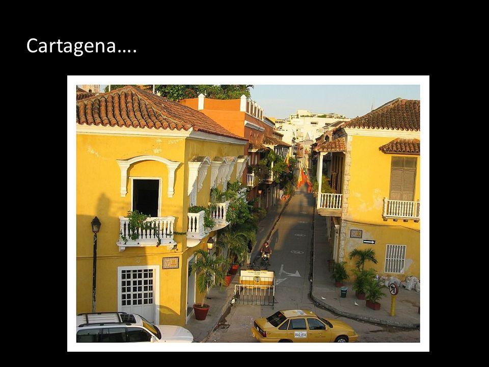 Cartagena….