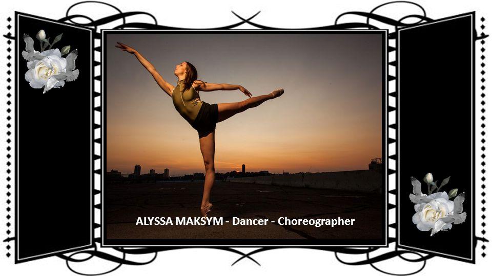 The graceful dancer