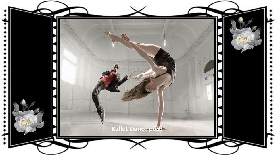 Ballet Dance pose