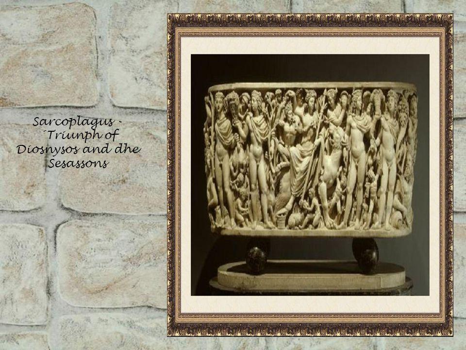 Nanni di Banco Cuatr Santi coronat Orsanmi Chele 1408 - 1413