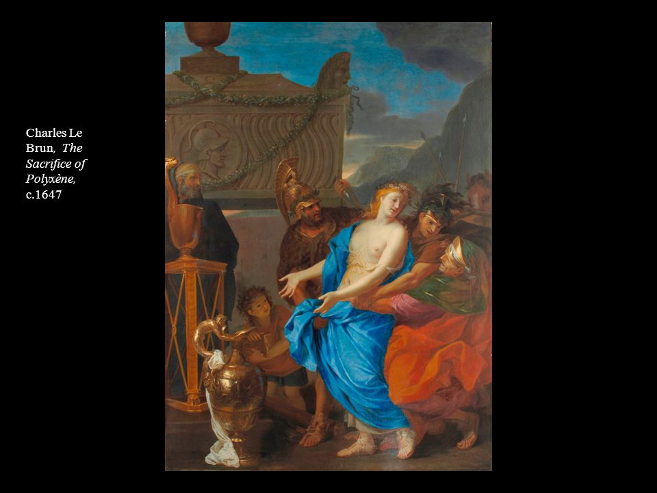 Charles Le Brun, Prise de la ville et de la citadelle de Gand en six jours,,Versailles, 1678