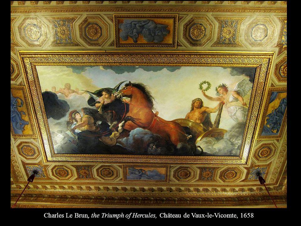 Louis XIV as Apollo Paris, 1652