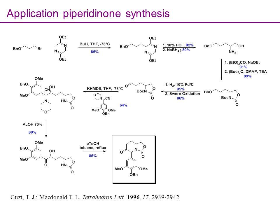 Conclusion Maillard reaction lead to a huge amount of different compounds: