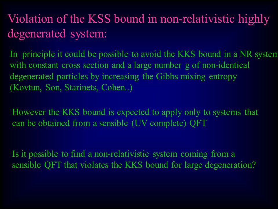 Unitarity reestablishes the KSS bound!