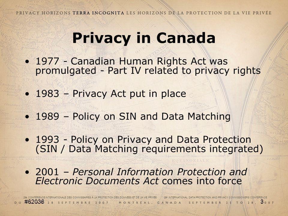 29e CONFÉRENCE INTERNATIONALE DES COMMISSAIRES À LA PROTECTION DES DONNÉES ET DE LA VIE PRIVÉE 29 th INTERNATIONAL DATA PROTECTION AND PRIVACY COMMISS