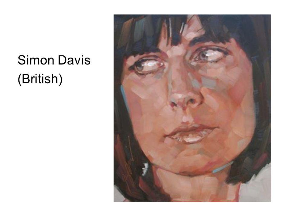 Simon Davis (British)
