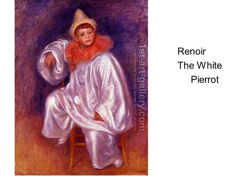 The White Pierrot
