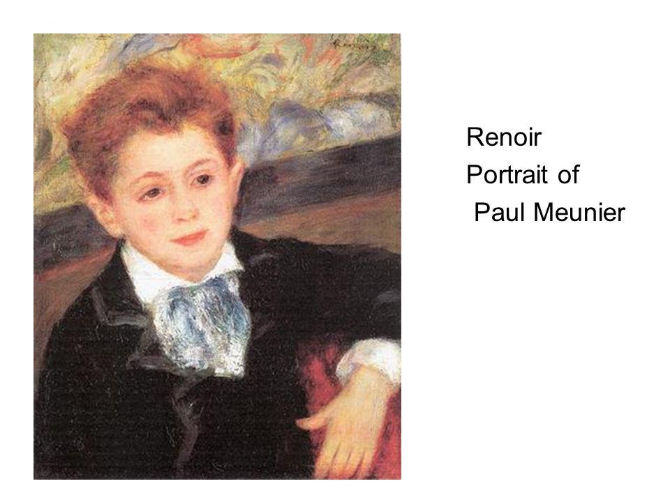Renoir Mlle Legrand