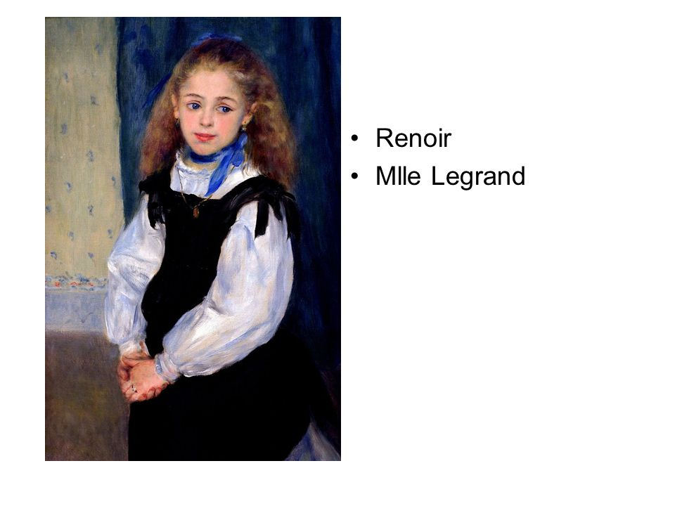 Renoir Jean Savary