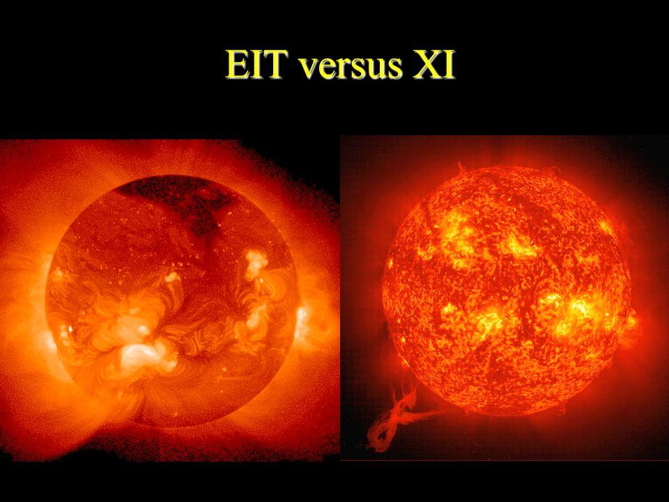 EIT versus XI EIT versus XI
