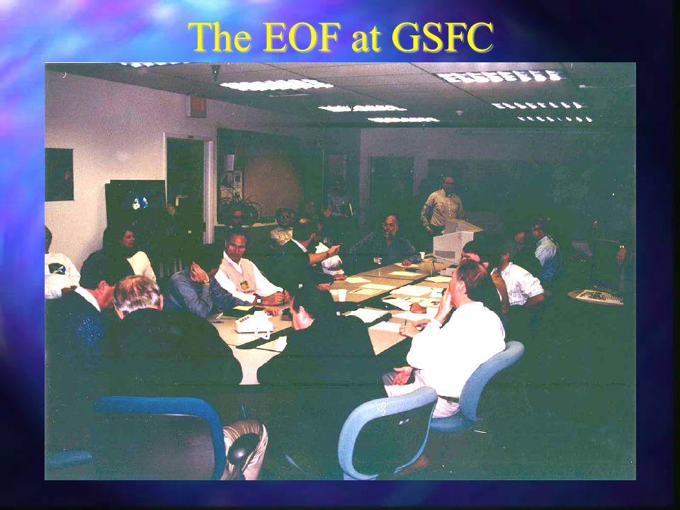 The EOF at GSFC