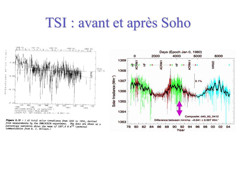 TSI : avant et après Soho