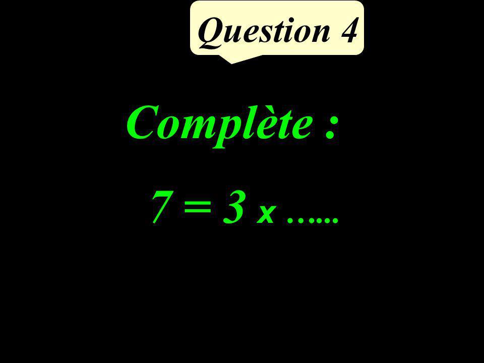 Calculer lasomme de -15 et -17 Question 3