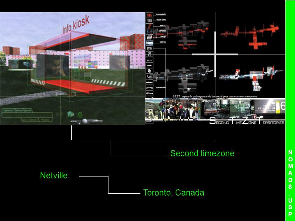 NOMADS.USPNOMADS.USP Second timezone Netville Toronto, Canada