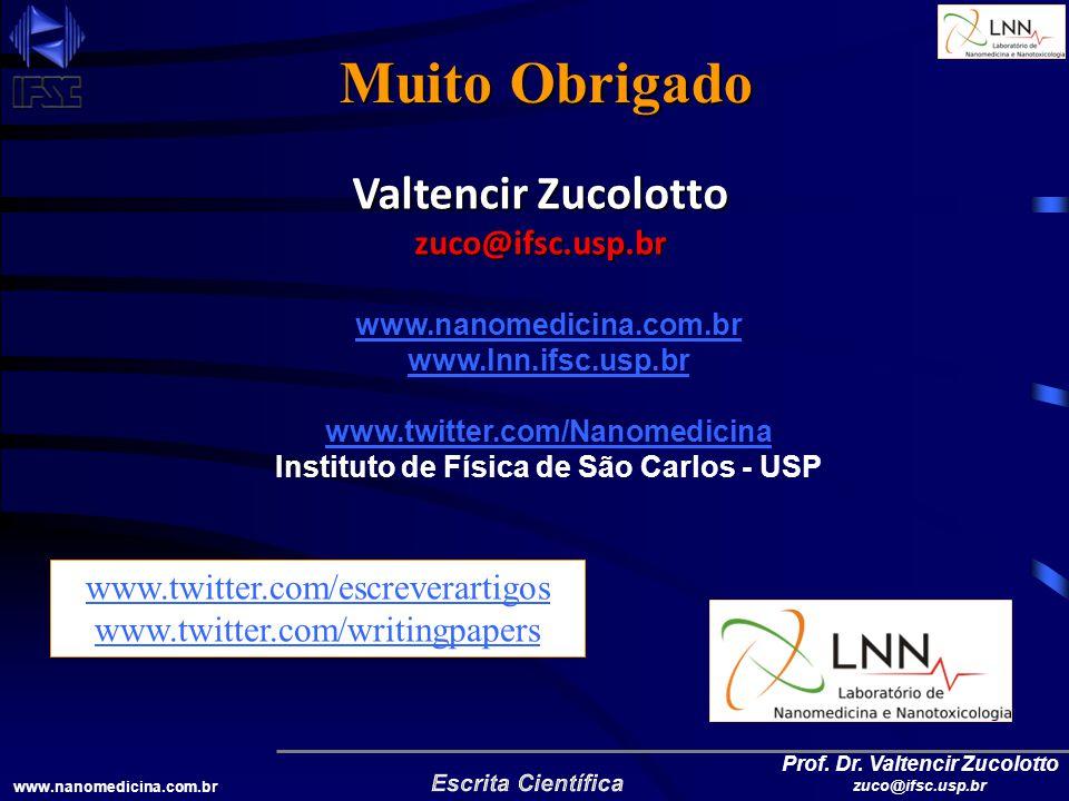 www.nanomedicina.com.br Prof. Dr.