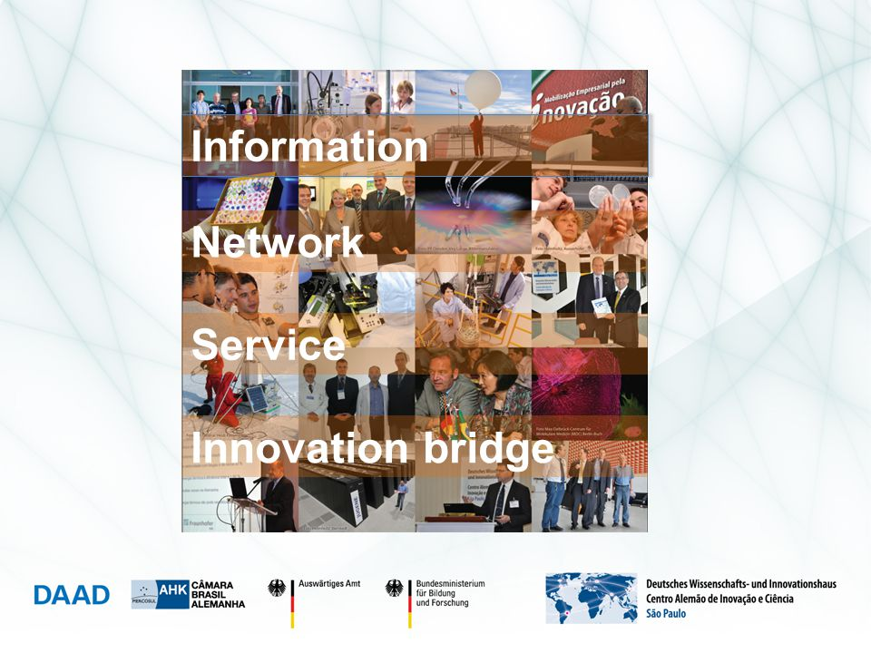 Information Network Service Innovation bridge