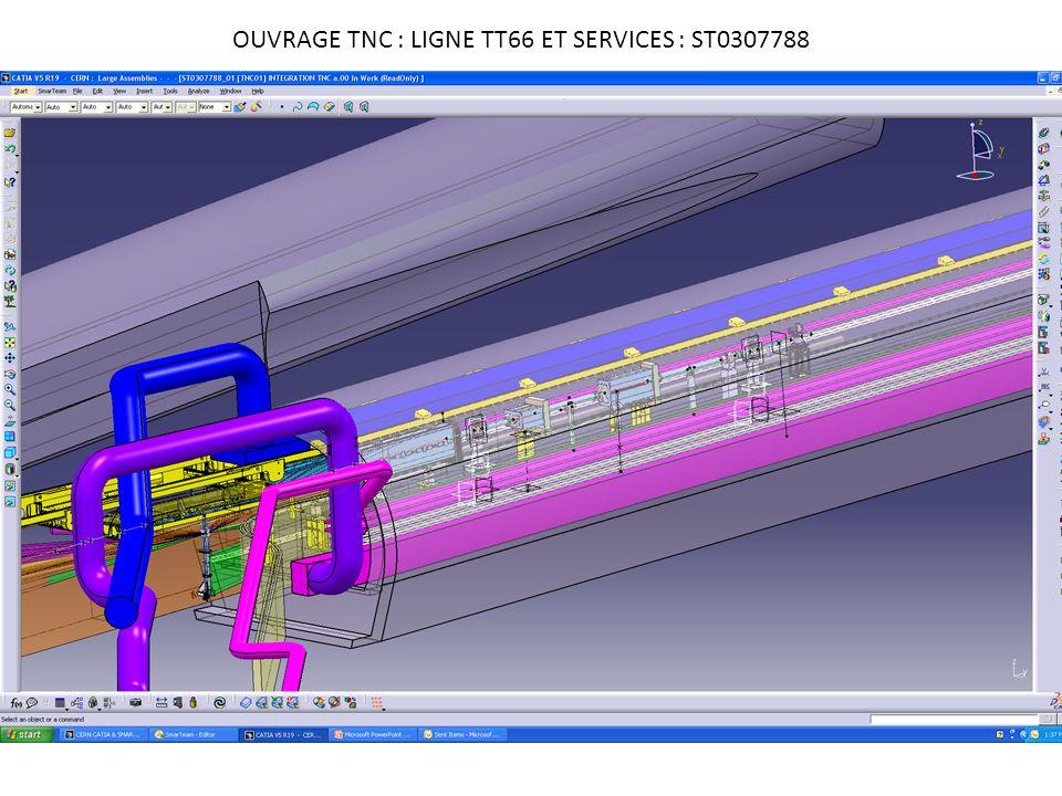 OUVRAGE TNC : LIGNE TT66 ET SERVICES : ST0307788