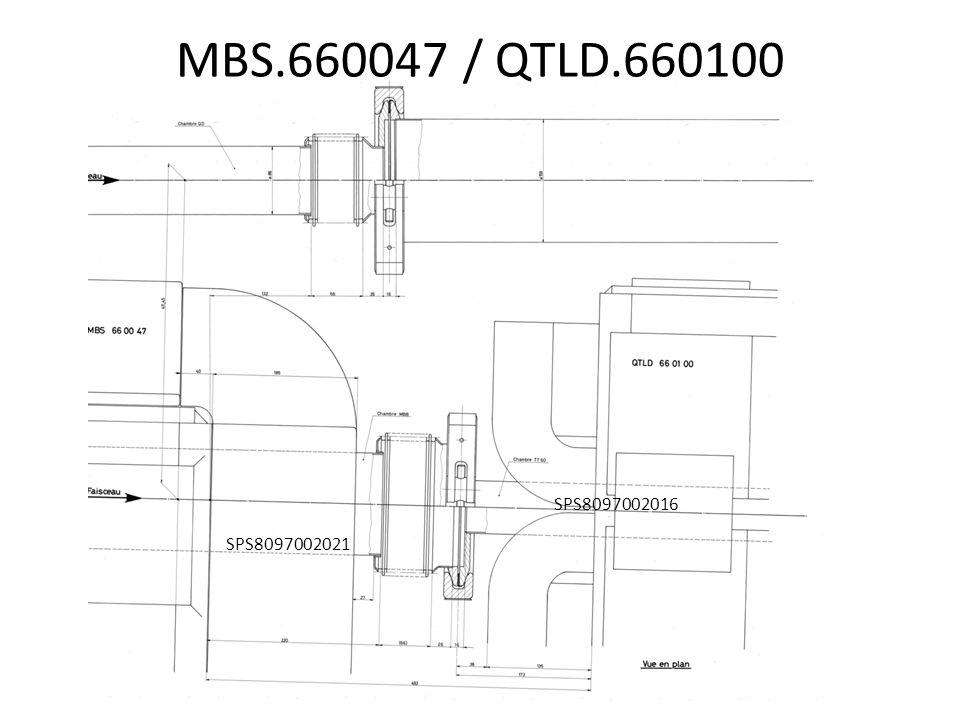 MBS.660047 / QTLD.660100 SPS8097002021 SPS8097002016