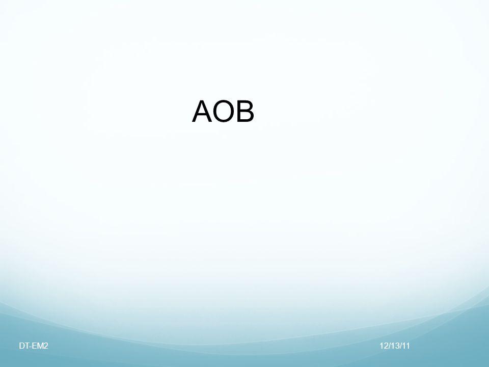 AOB 12/13/11DT-EM2