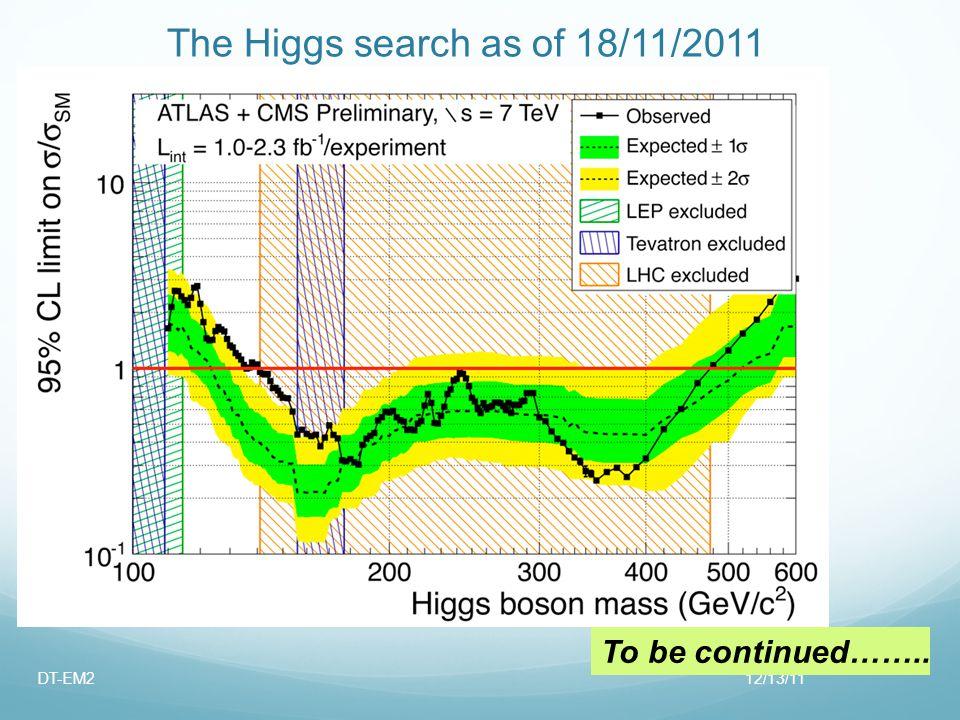 12/13/11DT-EM2 Neutrinos faster than light ?.