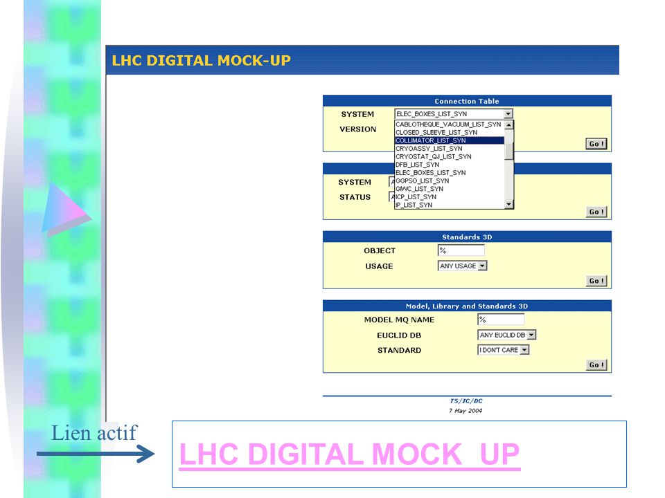 LHC DIGITAL MOCK_UP Lien actif