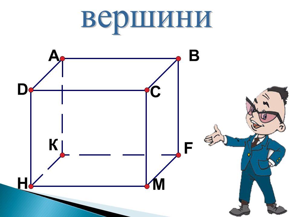 AB C D К F М H