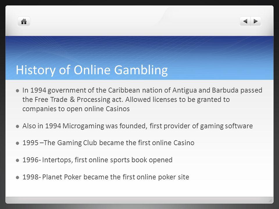 Internet gambling final rule free $1000 casino message board