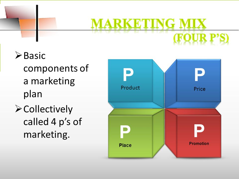 "Market Mix 7Ps Of Marketing 1. 2 ""Marketing Mix Is A Combination"