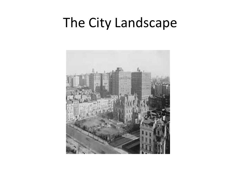 The City Landscape