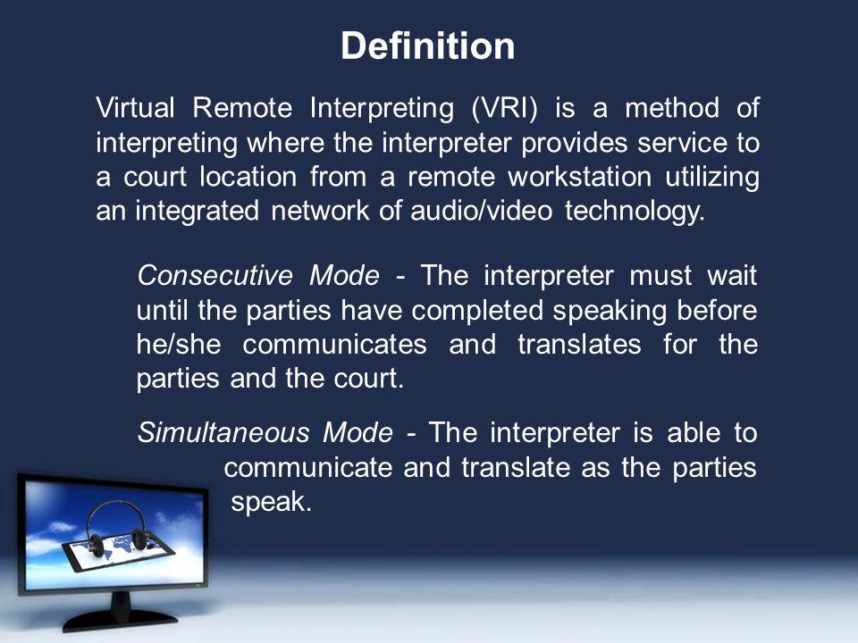 Free powerpoint templatesfree powerpoint templates video remote free powerpoint templates definition virtual remote interpreting vri is a method of interpreting where toneelgroepblik Images